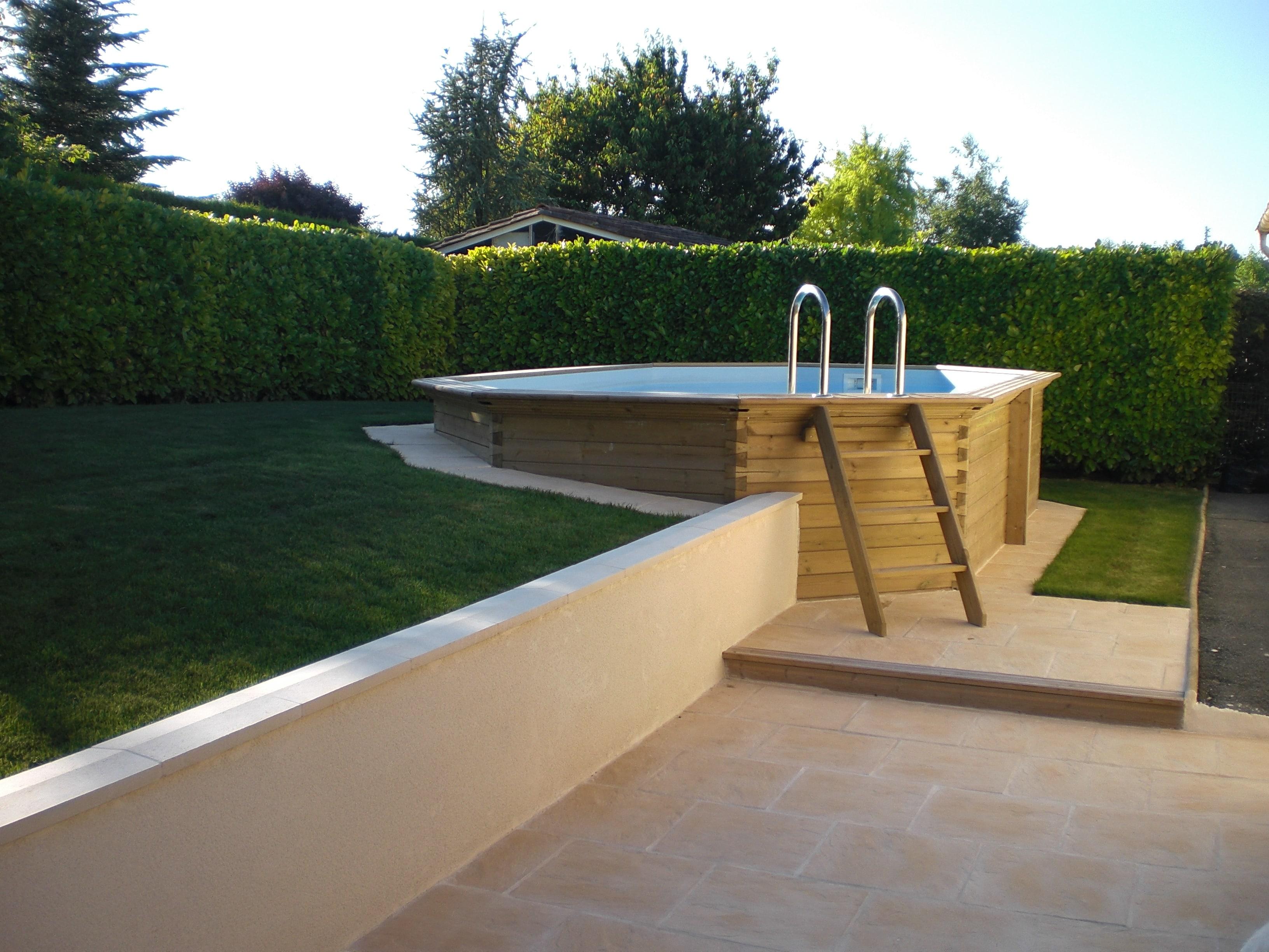 Plan te paysage des paysagistes au service de votre jardin - Jardin piscine service limoges ...